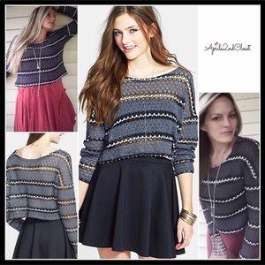 5509ab86b794 Women s Crochet Oversized Sweater Pattern on Poshmark